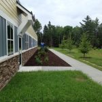 photo of st. joe's redevelopment project landscaping