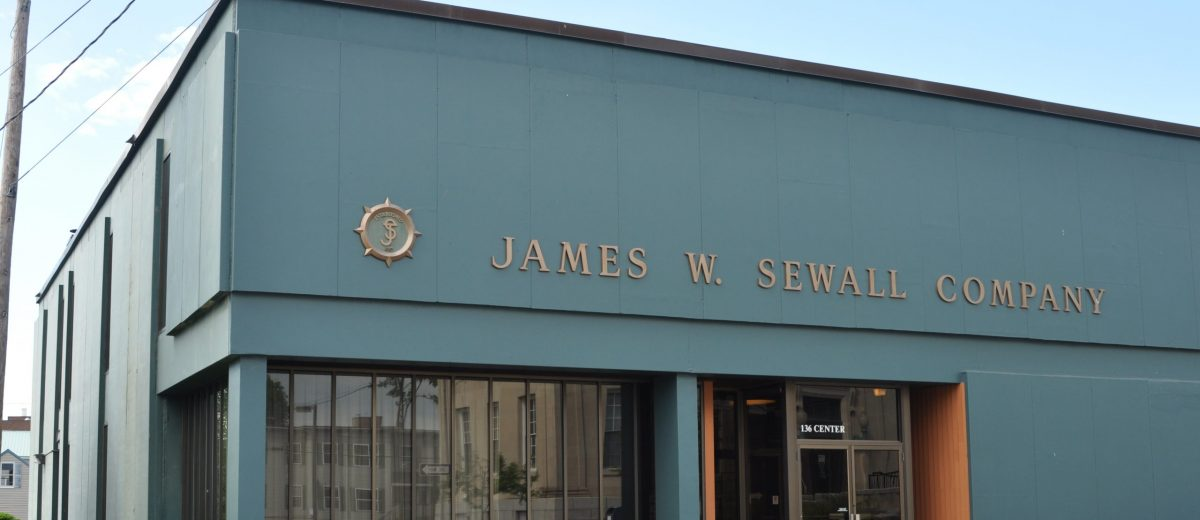photo of the james w. sewall company building